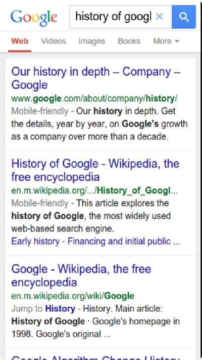 Google Adds Breadcrumbs to Mobile Search (Guide To Implement It In Your Site)