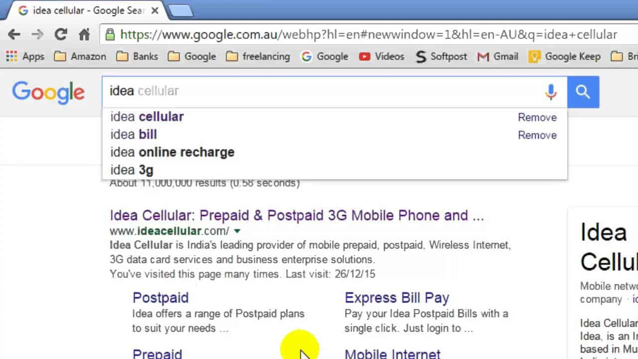 TECHGYO_ Disabling google instant can help you cope up with slow internet