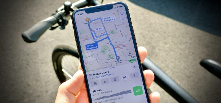 Ride Easy With The New End-To-End Biking Features In Google Maps
